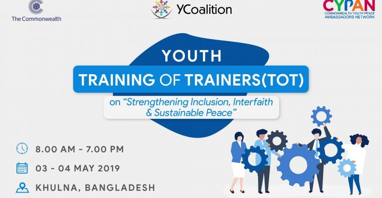 Youth Training of Trainers (TOT) in Khulna